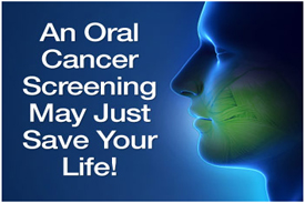 Oral cancer screening in Noida