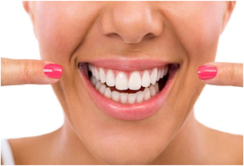 Tooth Colored treatment in Noida
