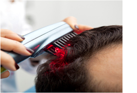 laser hair therapy clinic in Noida